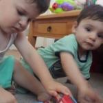 Marcello & Alessandro - calm babies